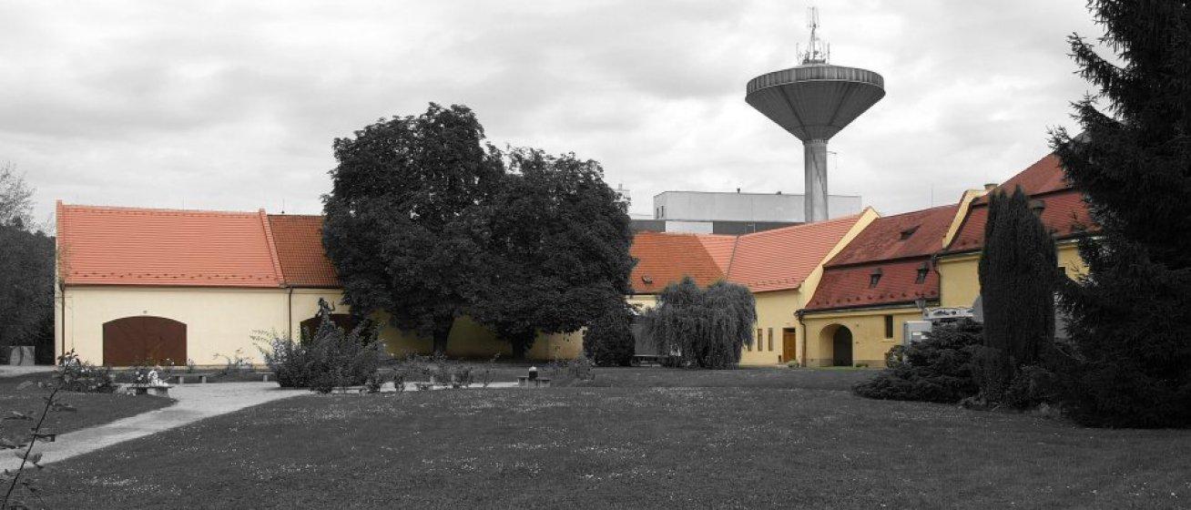 Muzeum Roztoky. Zadavatel Jež s.r.o.